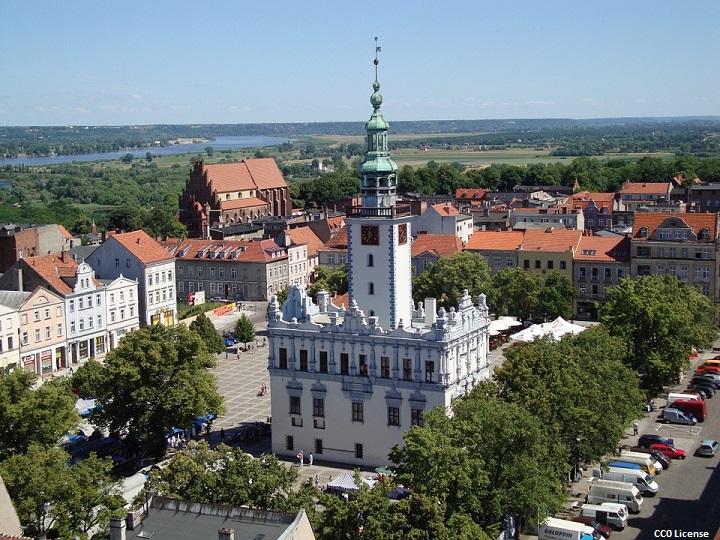Wycieczka Bydgoszcz