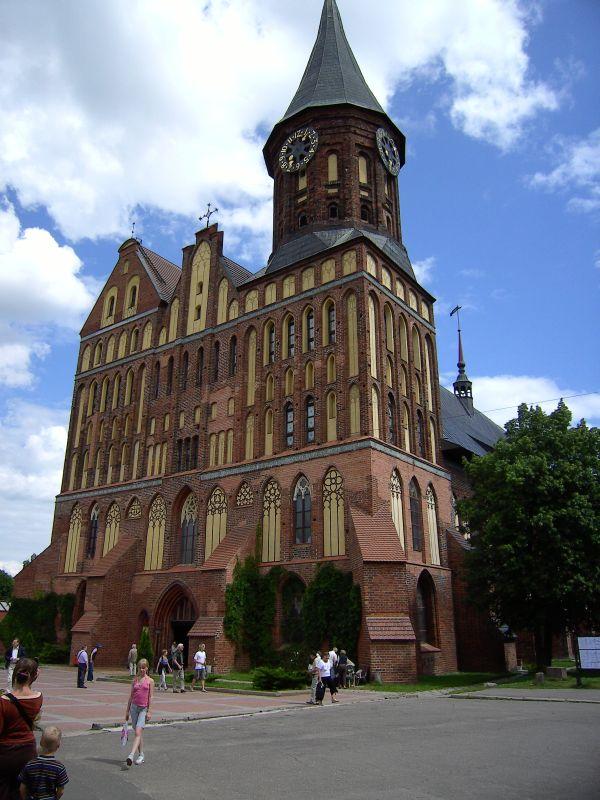 Kaliningrad wycieczka