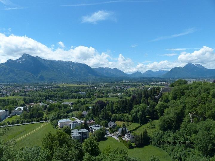 Wycieczka Rowerowa Alpe Adria Austria 8 dni