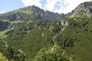 Góry w Zakopanym Wycieczka do Energylandii Pixabay License.