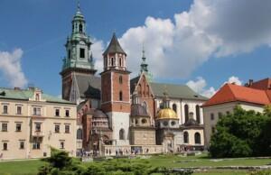 Katedra w Krakowie Wycieczka do Energylandii Pixabay License
