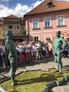 Wycieczka do Pragi Zdjęcie własnością Biura Podróży Variustur Elbląg
