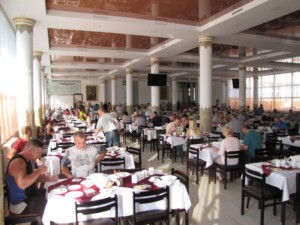Truskawiec Sanatorium Truskawiecki restauracja