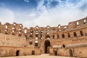 Wycieczka do Tunezji El Jem El Dżem