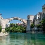 Wycieczki do Chorwacji Mostar Stary Most
