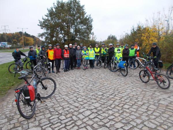Zdjęcie własnością BP Variustur , wycieczka rowerowa green velo