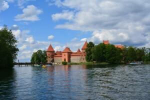 Troki. Wycieczka na Litwę
