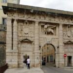 wycieczka do chorwacji brama Porta Terraferma