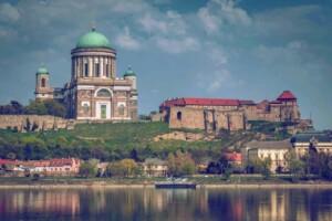 Zakole Dunaju Esztergom Bazylika