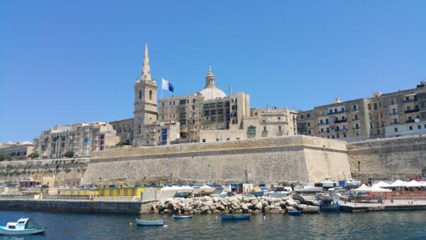 Malta Śladami Św Pawła Apostoła, Valletta