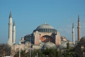 Turcja śladami Św Pawła Istambuł Hagia Sophia Pixabay License
