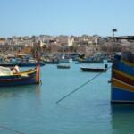 Pielgrzymka Malta Wioska Rybacka Marsaxlikk