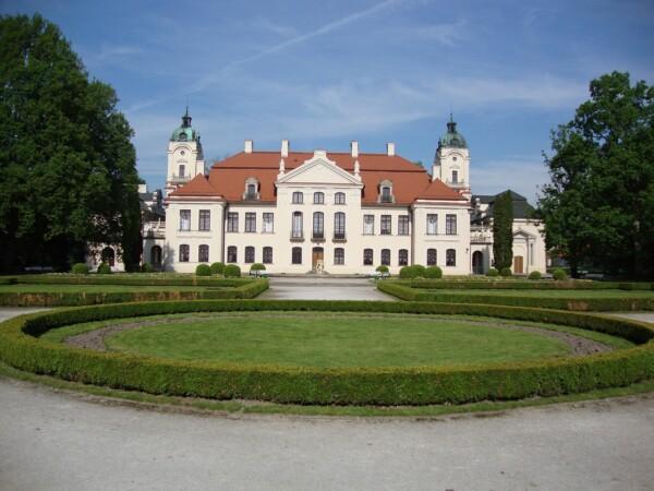 Wycieczka do Sandomierza, Pałac w Kozłówce