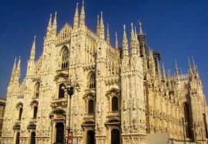 Pielgrzymka Włochy Mediolan