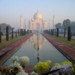 Taj Mahal Agra Pixabay License Wycieczka do Indii