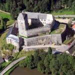 Zamki w Czechach Zamek Kost Wikimedia Commons