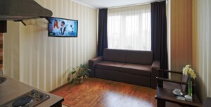 Sanatoria Truskawiec Leśna Pieśń apartament