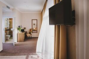 Truskawiec Sanatorium Hotel Alcor pokój superior 2