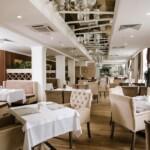 Truskawiec Sanatorium Hotel Alcor restauracja