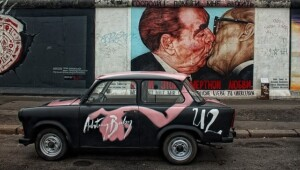 Wycieczka do Berlina mur berliński
