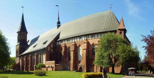 Wycieczka do Kaliningradu Muzeum Kanta