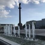 Wycieczka do Kaliningradu Plac Zdjęcie własnością BP Variustur Elbląg