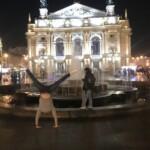 Wycieczki do Lwowa. Opera. Zdjęcie własnością Biura Podróży Variustur z Elbląga