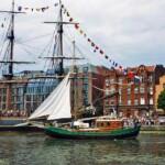 boat-1713079_640 Pixabay License Wycieczka do Gdańska