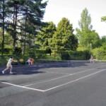 kort tenisowy Sanatorium Truskawiec