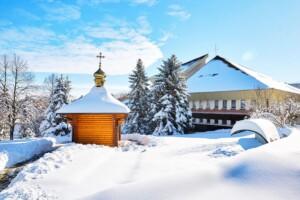 zima Sanatorium Truskawiec