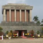 Wycieczka Wietnam Hanoi mauzoleum Ho Chi Minha