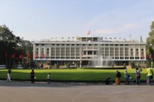 Wycieczka Wietnam Saigon Ho Chi Minh City Pałac Prezydencki