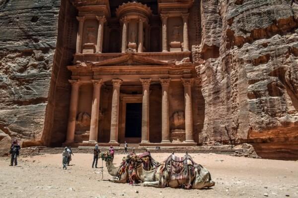 Pielgrzymka do Jordanii i Ziemi Świętej Petra Jordania Pixabay License