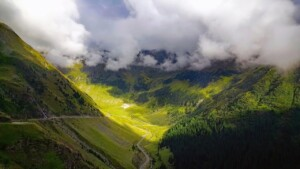 Rumunia szlakiem Drakuli góry Rumunia Pixabay License