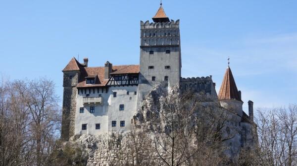 Rumunia szlakiem Drakuli zamek Bran Pixabay License