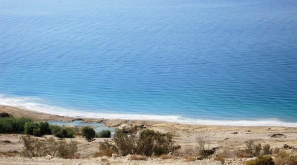 Weekend w Ziemi Świętej Morze Martwe, Izrael