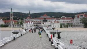Wycieczka Trójmiasto Sopot. Zdjęcie własnością Biura Podróży Variustur