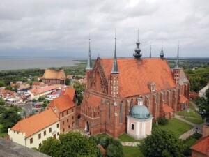 Wycieczka do Fromborka