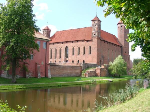 Wycieczka do Lidzbarka Warmińskiego. Zamek biskupów