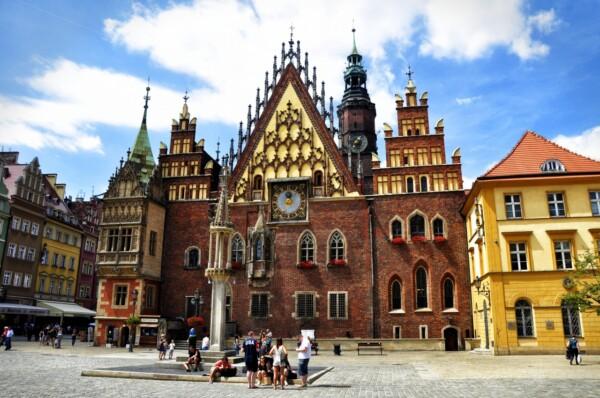 Wycieczka Wrocław