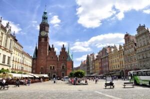 Wrocław, Wycieczka po Dolnym Śląsku