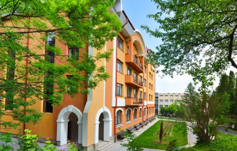 Truskawiec Sanatorium Pałac Kryształowy