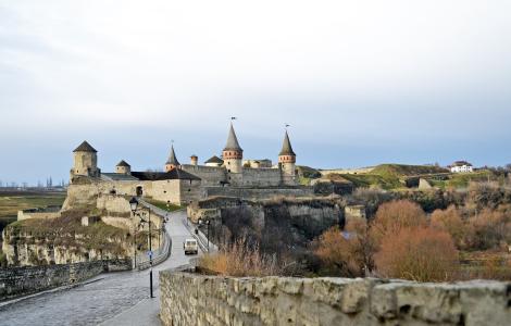 Szlakiem Ogniem i Mieczem - Ukraina