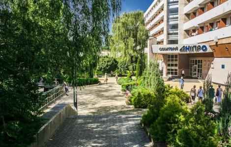Truskawiec Sanatorium Elite Dnipro