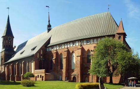 Kaliningrad - Mierzeja Kurońska - Jantarnyj