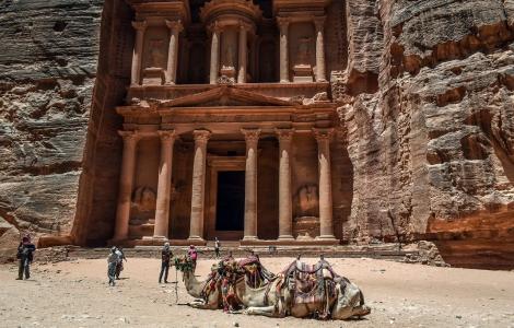 Pielgrzymka do Jordanii i Ziemi Świętej