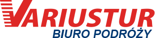 Centrum Wycieczek i Pielgrzymek Biuro Podróży Variustur Logo