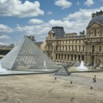 Zamki nad Loarą Paryż Luwr