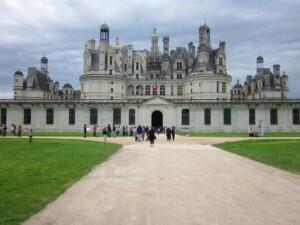 Zamki nad Loarą Zamek Chambord