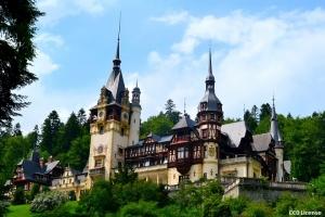 Wycieczka do Rumunii - Zamek Peles